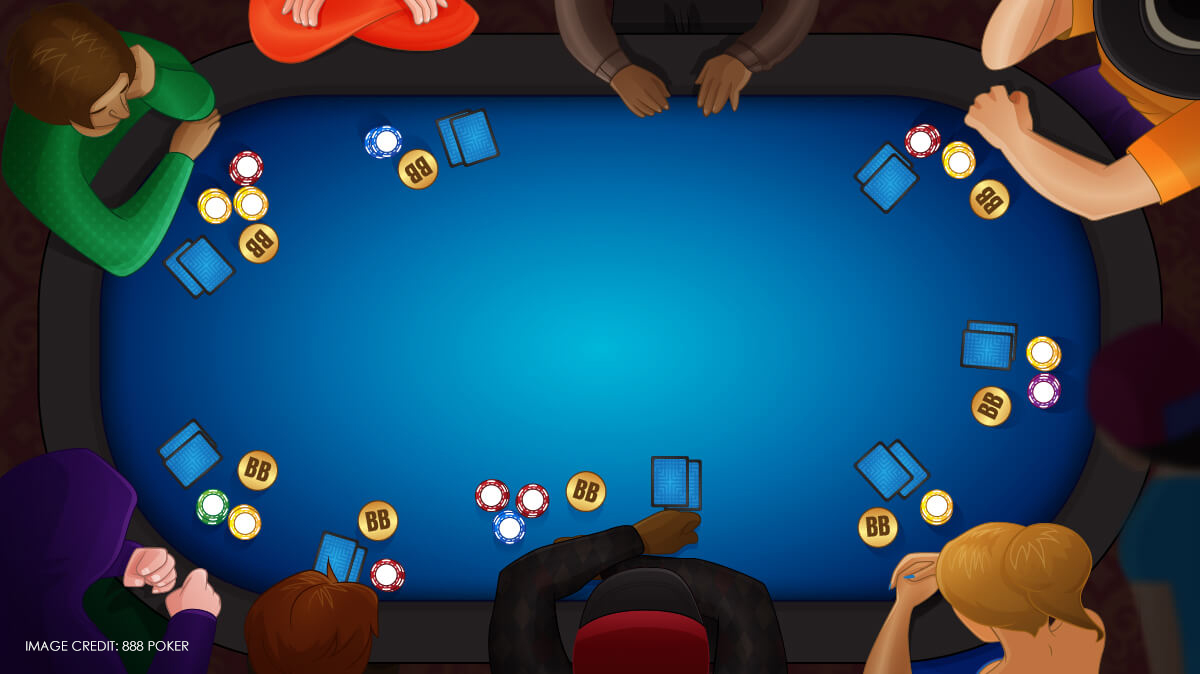 Poker table positions lojack replacement