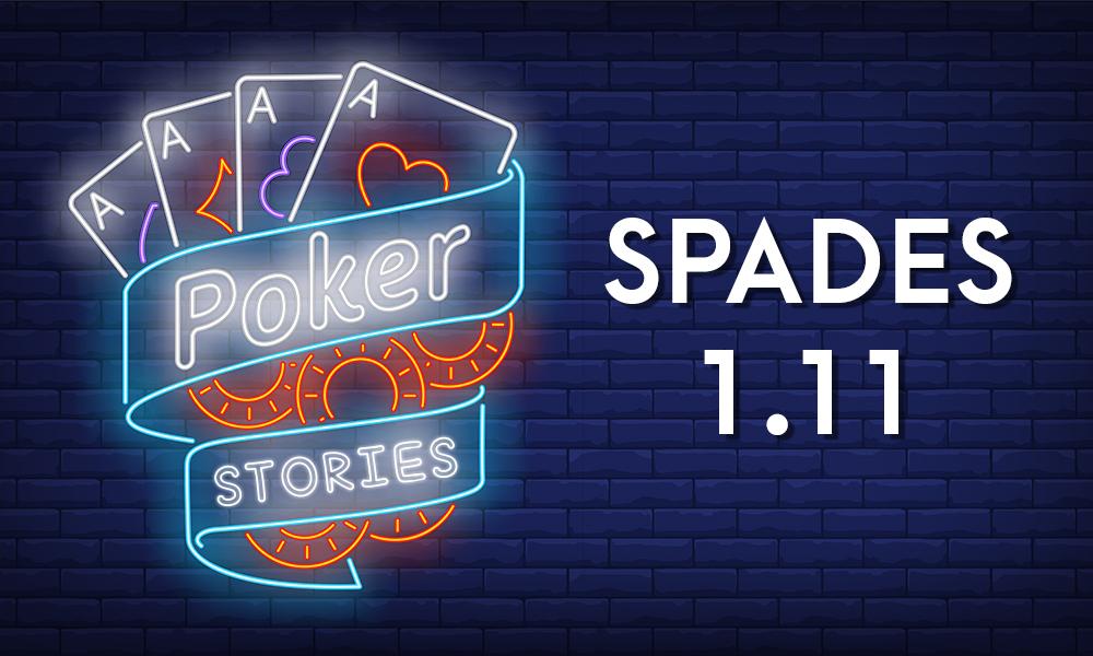 Spades — 1.11